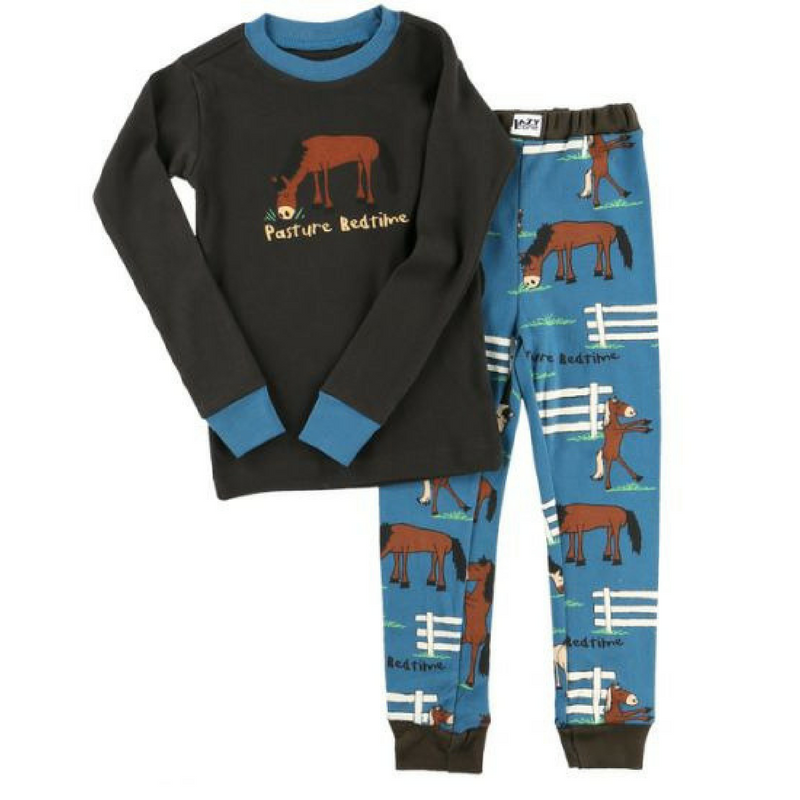 Pasture Bedtime Boys PJ Set